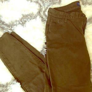 Rockstar Pop Color Mid-Rise Skinny Jeans- Petite 6